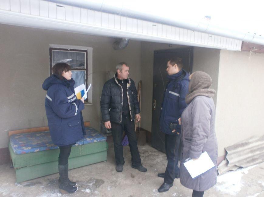 В течение января месяца на территории Ильичевского городского совета произошло 6 пожаров из которых 3 пожара в жилом секторе (Фото) (фото) - фото 1