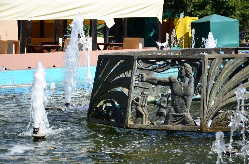Фонтан в Славянске стоит миллионы, фото-4