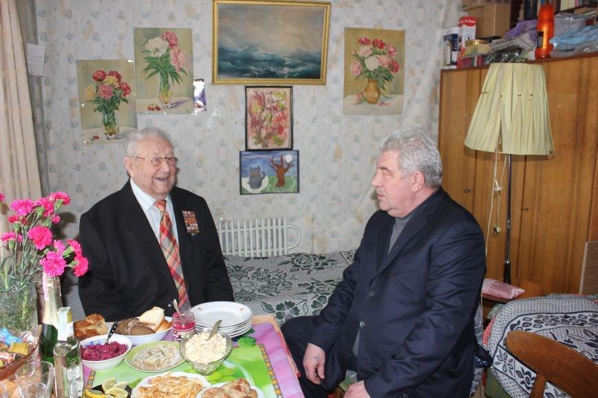 Сегодня отметил свой 95-летний юбилей Николай Самуилович Вольвач, фото-2