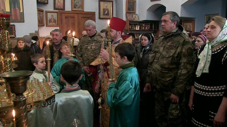 Українська церква нагородила учасників АТО (фото) (фото) - фото 4
