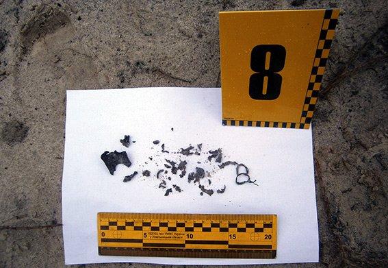 На Хмельниччині чоловік підірвав себе гранатою (Фото) (фото) - фото 1