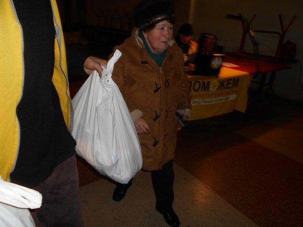 Штаб Ахметова продолжает помогать авдеевцам (ФОТОФАКТ), фото-11