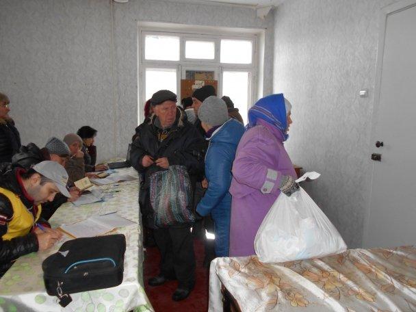 Штаб Ахметова продолжает помогать авдеевцам (ФОТОФАКТ), фото-10