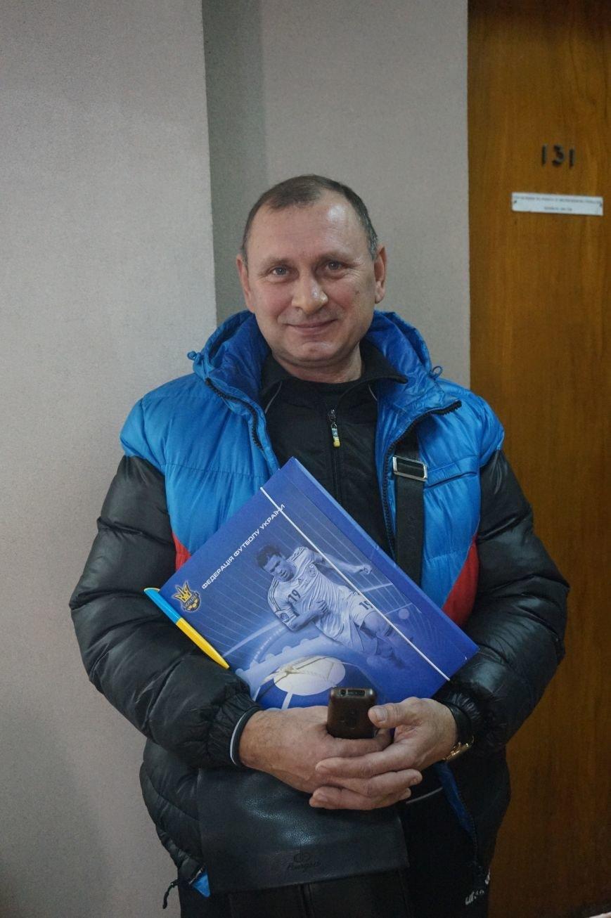 Юрий Вилкул рассказал представителям ФК