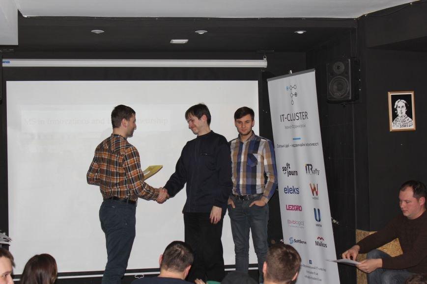 В Івано-Франківську відбувся перший Startup Crash Test - презентація ідей стартаперів-початківців (ФОТО), фото-5