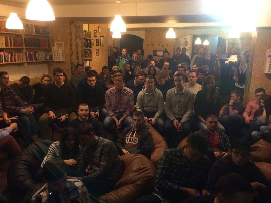 В Івано-Франківську відбувся перший Startup Crash Test - презентація ідей стартаперів-початківців (ФОТО), фото-2