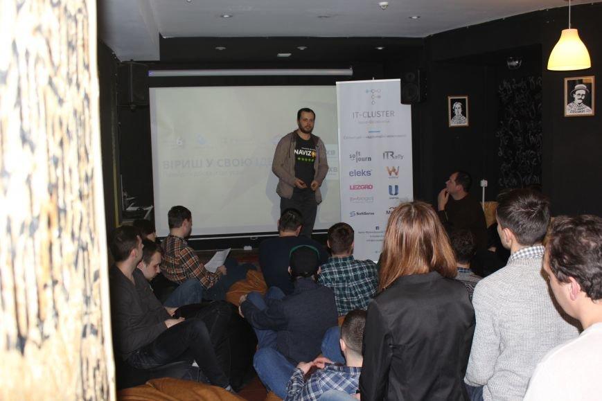 В Івано-Франківську відбувся перший Startup Crash Test - презентація ідей стартаперів-початківців (ФОТО), фото-3