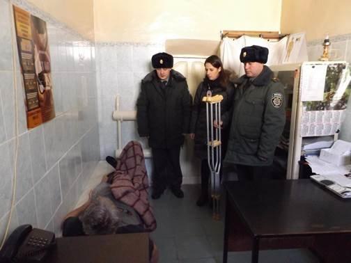 Заключенные с инвалидностью получили благотворительную помощь (фото) - фото 1