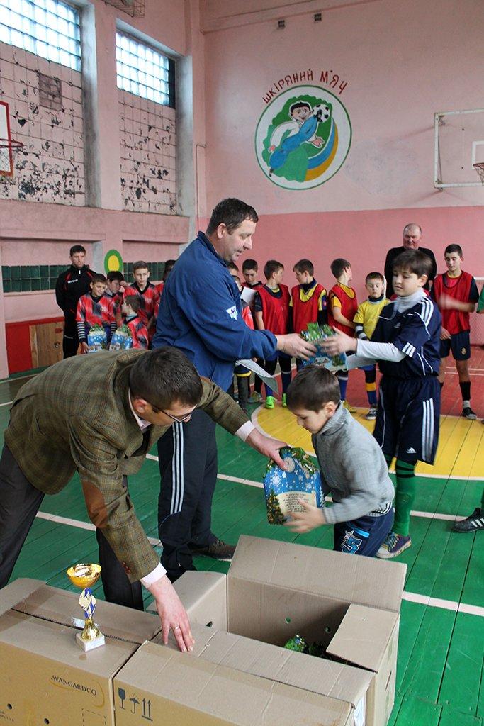 У Гусятині змагалися юні футболісти на призи від Миколи Люшняка (фото), фото-2
