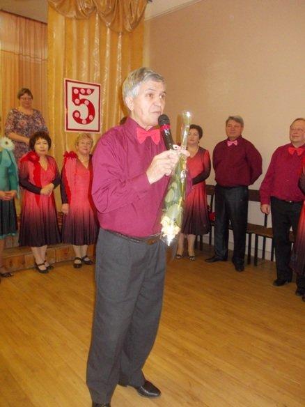 Юбилей в ритмах танца (фото) - фото 1