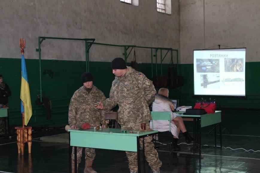 Военные ВСУ и Нацгвардии наглядно показали как себя вести в непредвиденных ситуациях, фото-2