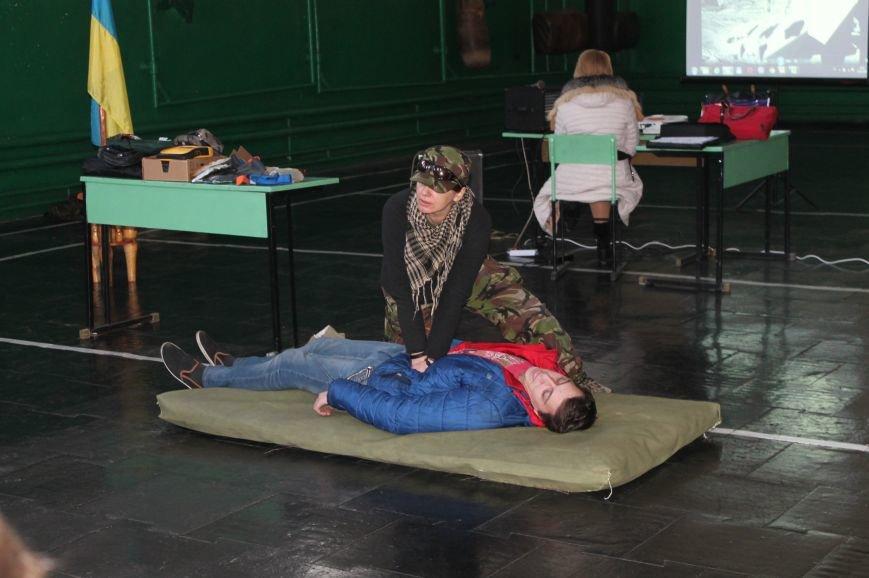 Военные ВСУ и Нацгвардии наглядно показали как себя вести в непредвиденных ситуациях, фото-5