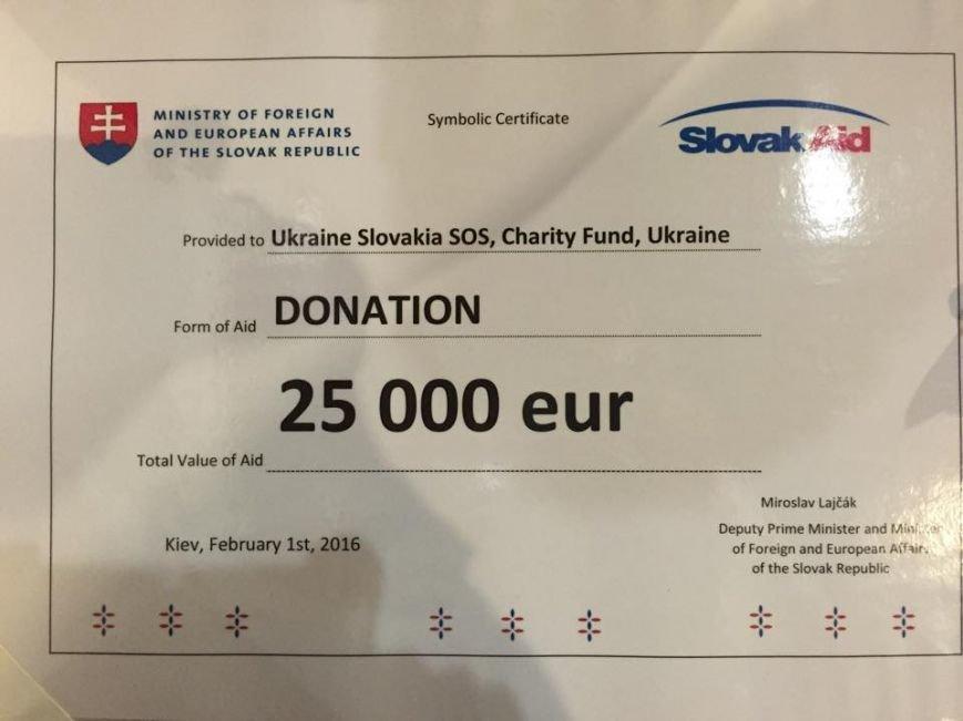 Европа продолжает существенно помогать Луганской области (ФОТО), фото-3
