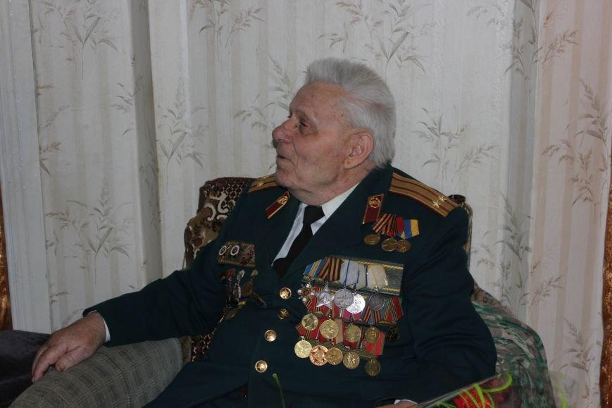 Артемовские участники Сталинградской битвы приняли поздравления с 73-летней годовщиной окончания сражения, фото-8