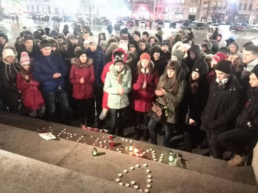 В Харькове почтили память Кузьмы Скрябина (ФОТО), фото-4