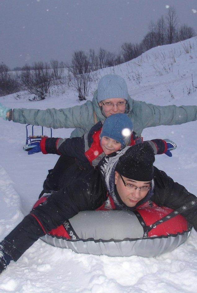 Итоги фотоконкурса «Зимние забавы по-северодвински» (фото) - фото 3