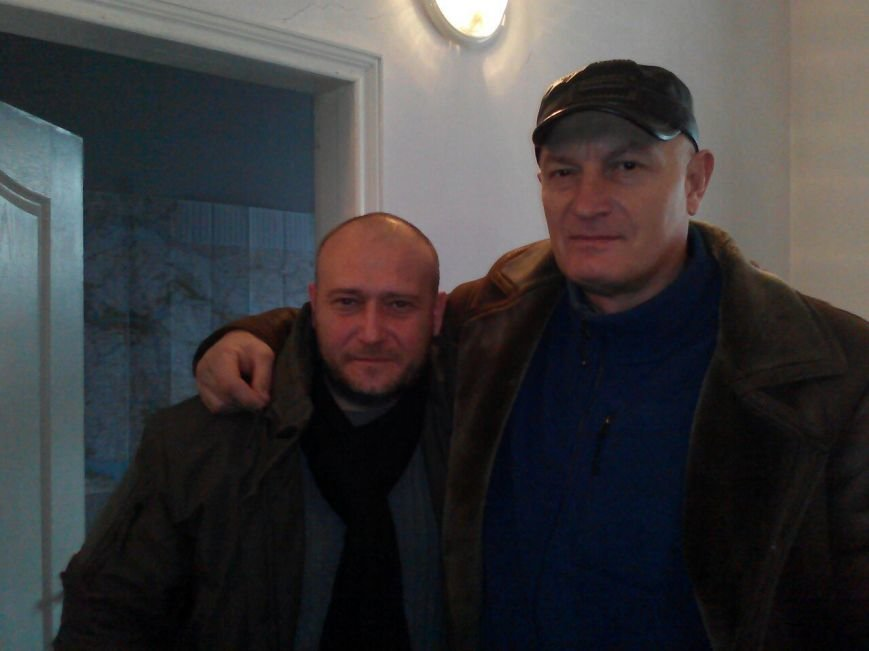 Днепродзержинск посетил Дмитрий Ярош (фото) - фото 1