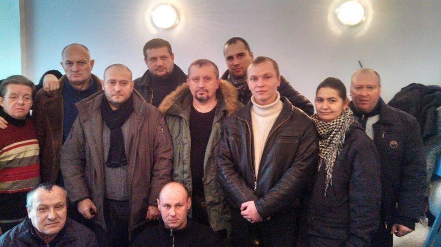 Днепродзержинск посетил Дмитрий Ярош (фото) - фото 2
