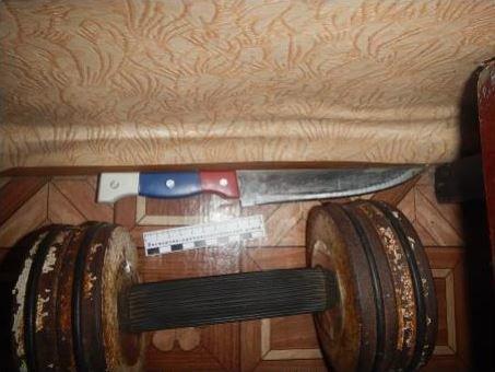 Ульяновец обнаружил супругу в чужом доме и зарезал ее, фото-1