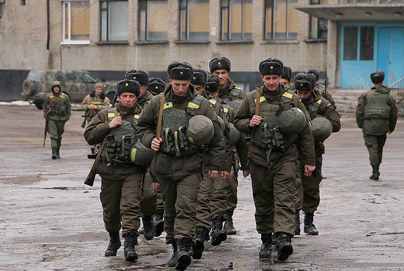Солдат Нацгвардії з Донецька відверто про свою службу. (фото) - фото 1