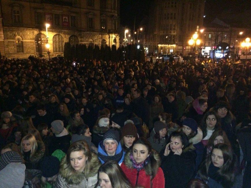У Львові розпочалася акція