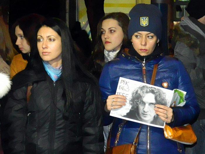 Запорожцы почтили память Кузьмы