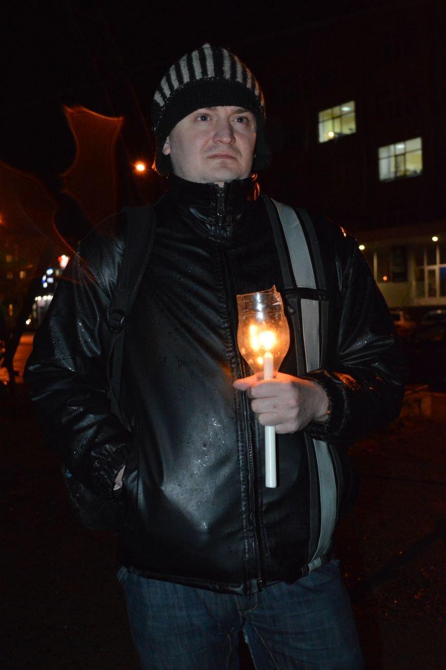 Северодончане почтили память Кузьмы Скрябина (ФОТО), фото-5