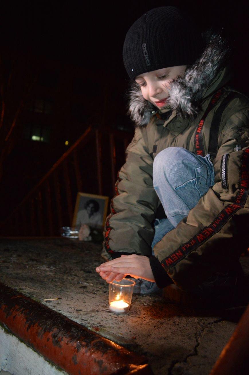 Северодончане почтили память Кузьмы Скрябина (ФОТО), фото-9