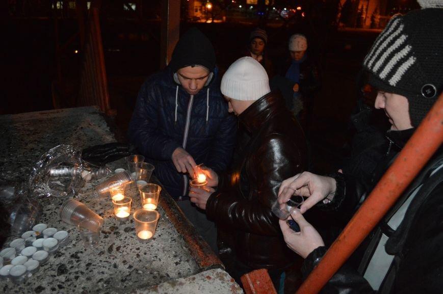 Северодончане почтили память Кузьмы Скрябина (ФОТО), фото-2