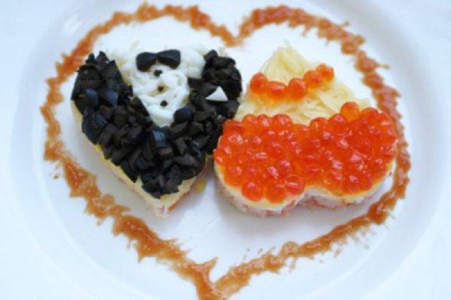 Готовимся ко Дню всех влюбленных: романтическое меню (фото) - фото 1