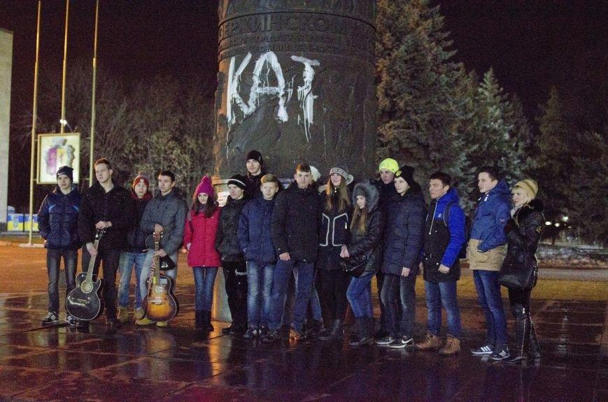 Год одиночества: в Днепродзержинске прошел вечер памяти Кузьмы Скрябина (фото) - фото 6