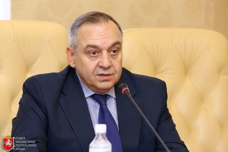 Мурадов: Привлечение крупных зарубежных инвестиций позволит создать в Крыму собственное производство (ФОТО), фото-2