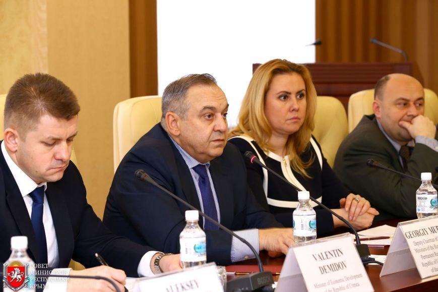 Мурадов: Привлечение крупных зарубежных инвестиций позволит создать в Крыму собственное производство (ФОТО), фото-6