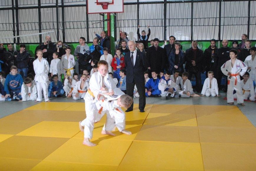 При поддержке единороссов в Ялте прошёл республиканский турнир по дзюдо (фото) - фото 1