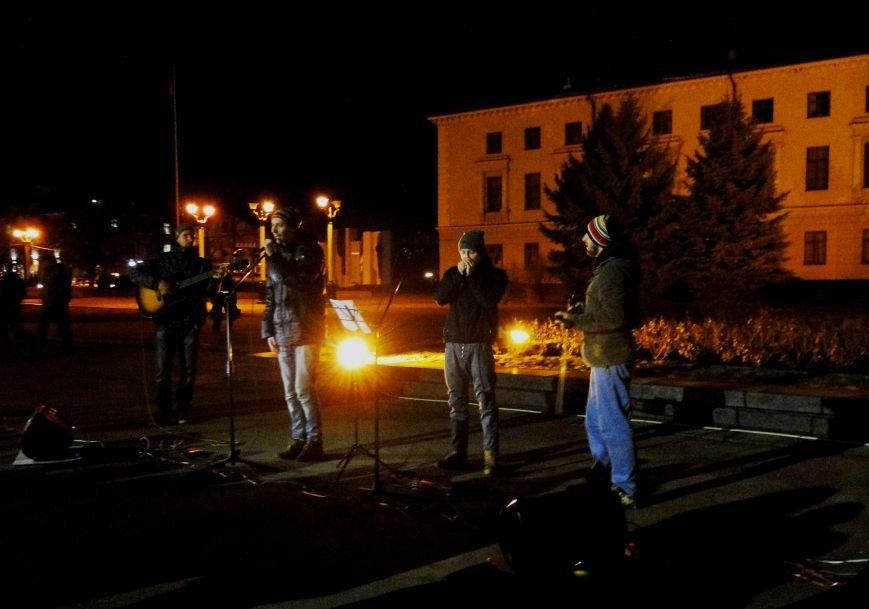 Хмельничани провели вечір пам'яті Андрія Кузьменка (Фото) (фото) - фото 4