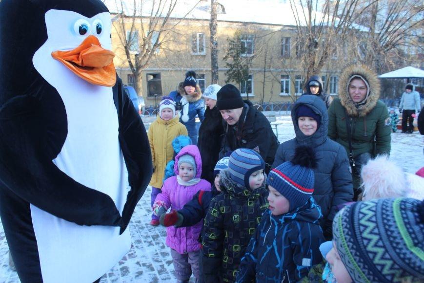 Здравствуй, дедушка Пингвин! (1)
