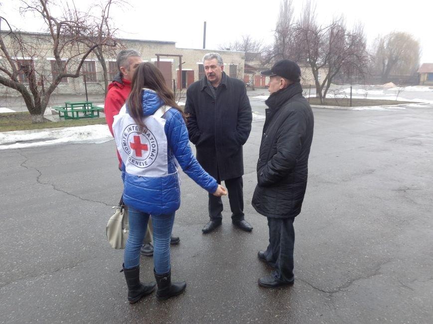 Красноармейское РПУ КП «Компания «Вода Донбасса»» получила помощь от Международного Комитета Красного Креста (фото) - фото 6