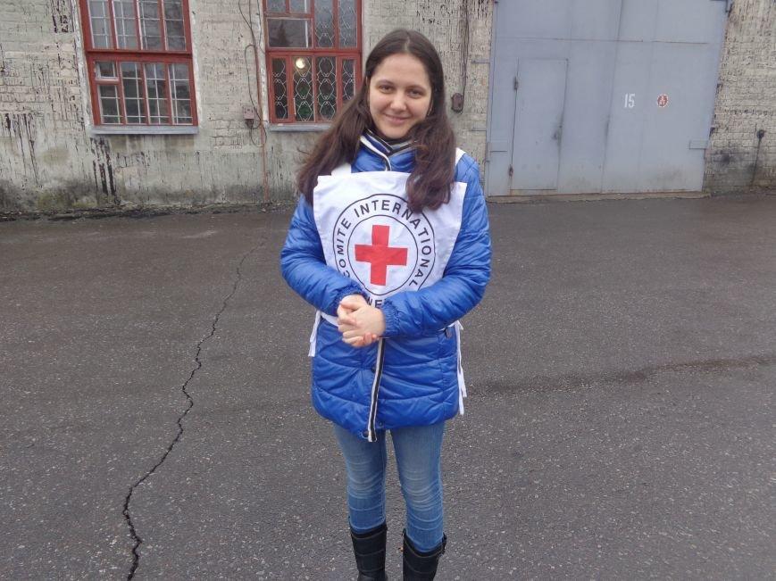 Красноармейское РПУ КП «Компания «Вода Донбасса»» получила помощь от Международного Комитета Красного Креста (фото) - фото 7