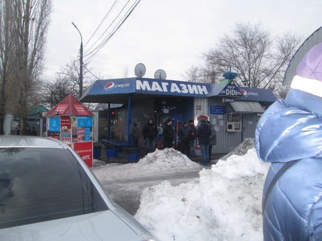 В Николаеве разогнали нелегальных одесских перевозчиков (ФОТО) (фото) - фото 1