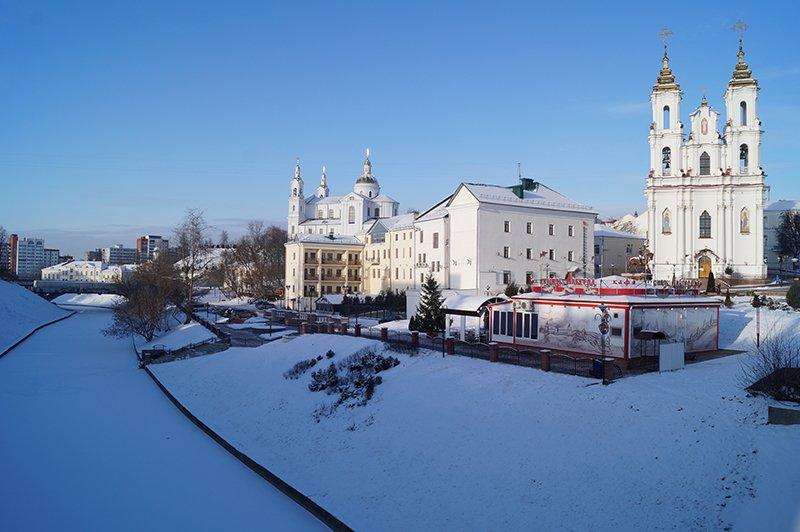 Белорусские каникулы. Прогулка из Белгорода к Марку Шагалу (фото) - фото 7