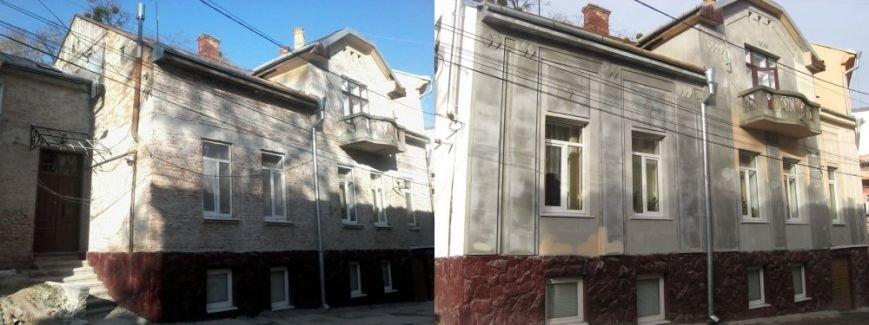 У Чернівцях за допомогою мешканців проводиться ремонт будівель історичного фонду, фото-5