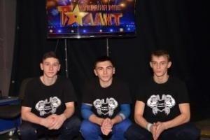 Ученики Новоград-Волынской школы прошли в шоу