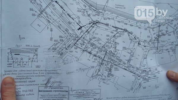 В Гродно решаются последние детали перед началом работы первой в городе платной парковки (фото) - фото 2