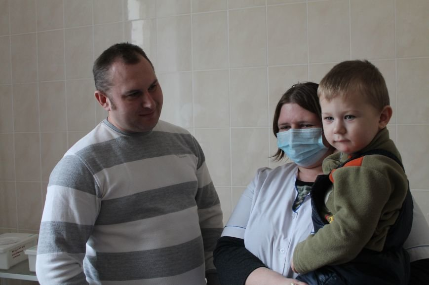 В Артемовске-Бахмуте проходит третий тур иммунизации против полиомиелита, фото-2