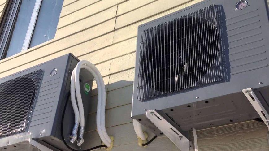 Тепловой насос воздух-вода (фото) - фото 1