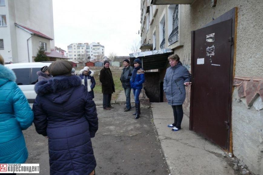 В Івано-Франківську на вулиці Хоткевича дивним чином планують створити будинковий комітет, фото-1