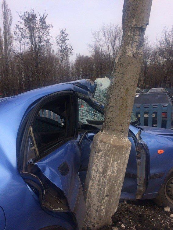 В Добропольском районе в результате ДТП погибла 59-летняя женщина (фото) - фото 1