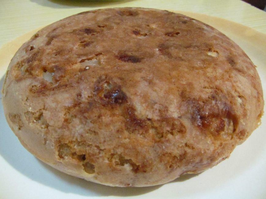Смачний Кременчук: Яблочный пирог