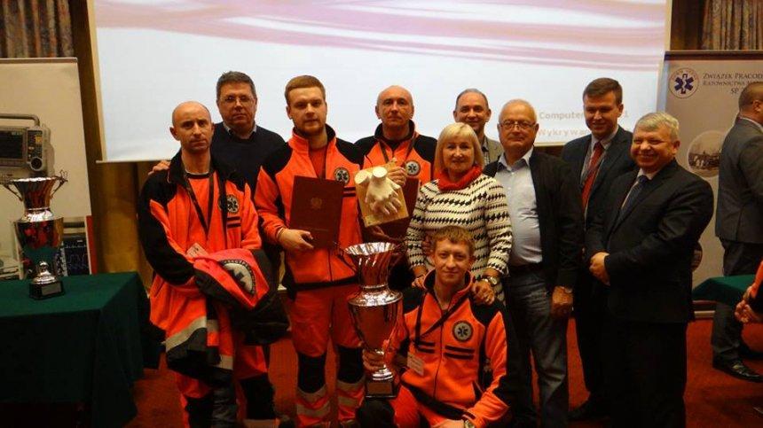 Прикарпатці здобули перемогу на міжнародних змаганнях із екстреної медичної допомоги в Польщі, фото-4