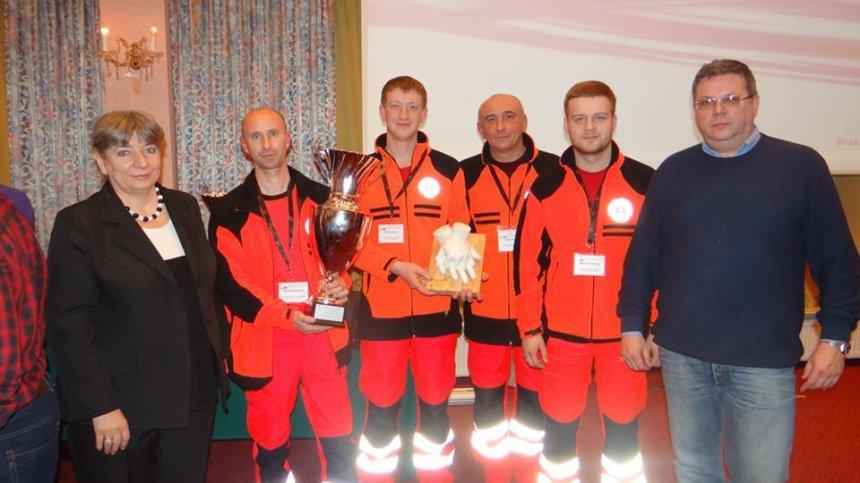 Прикарпатці здобули перемогу на міжнародних змаганнях із екстреної медичної допомоги в Польщі, фото-1